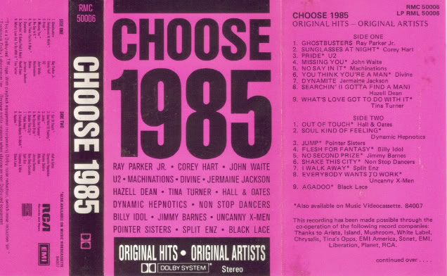 Choose1985