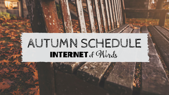 autumn schedule