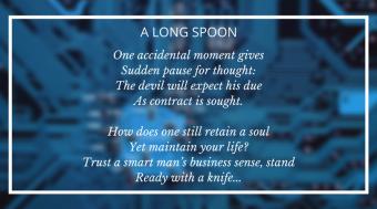 A Long Spoon