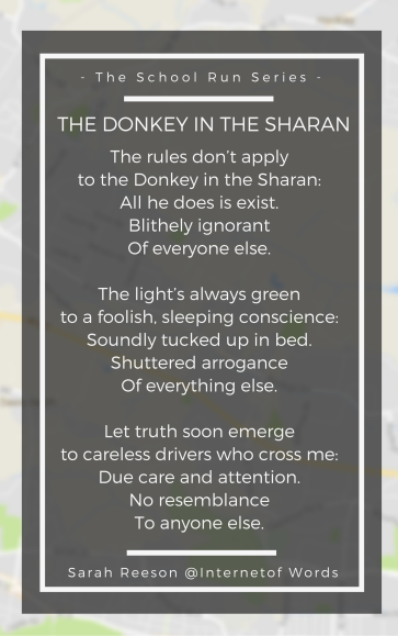 Donkey in the Sharan