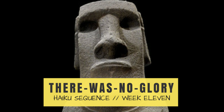 Poetry Archive :: There Was No Glory
