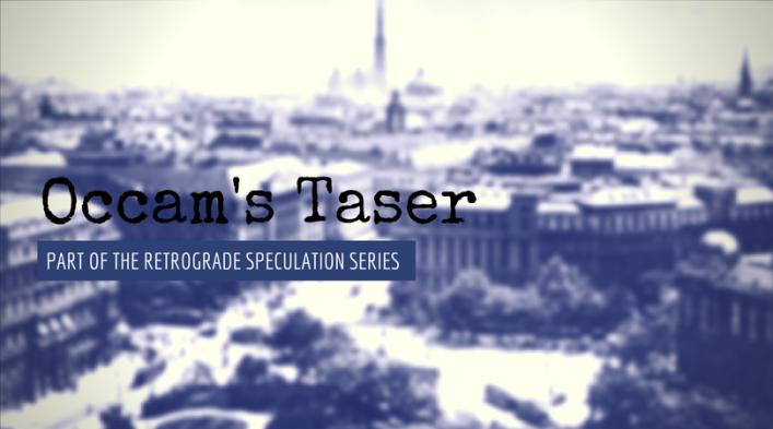 Occam's Taser