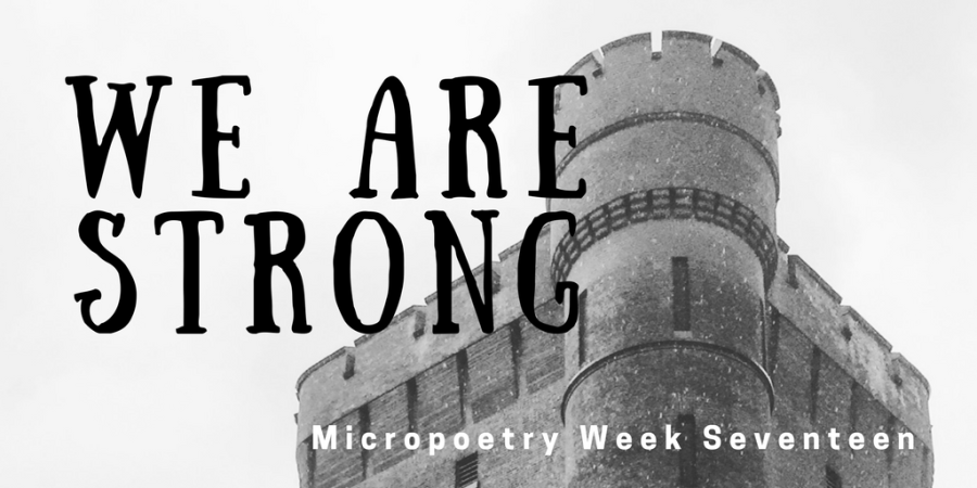 Poetry Archive :: We Are Strong
