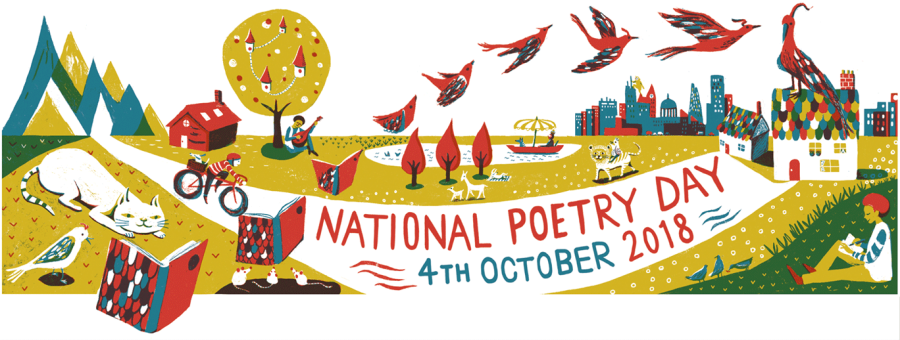 National Poetry Day :: The Spaces Between