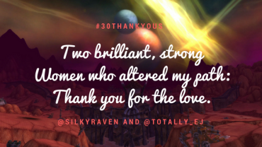 Thank You Day 30