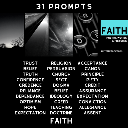 31 Faith Prompts