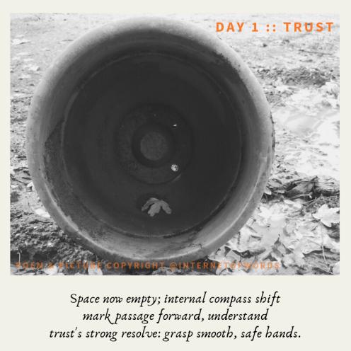 Day 1 __ Trust