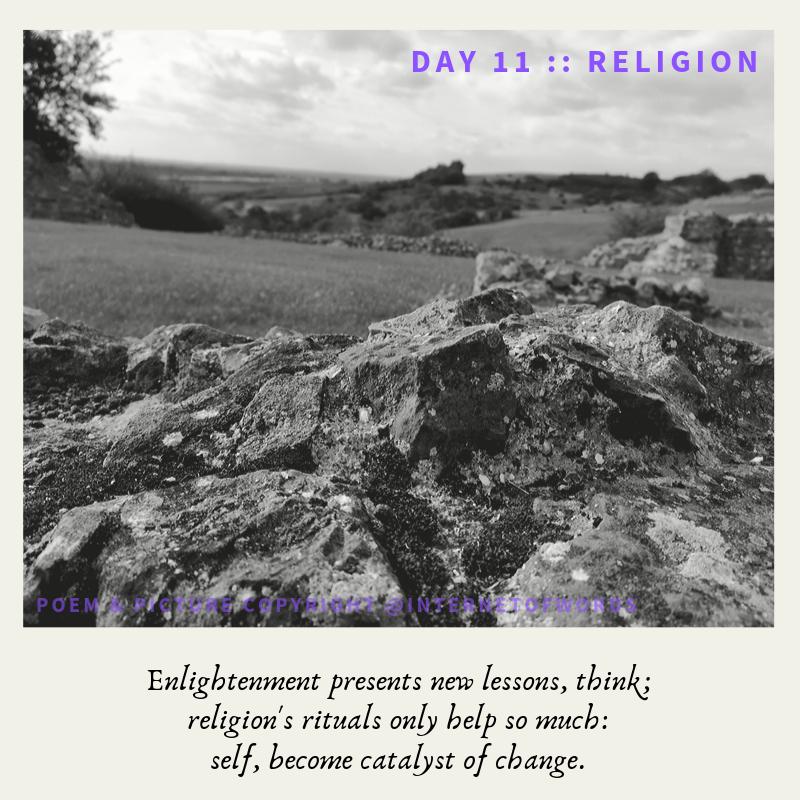 Day 11 __ Religion