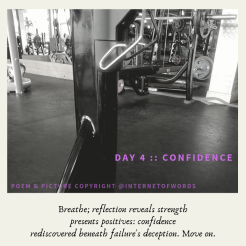 Day 4 __ Confidence