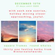 Square Frames Dec 10th