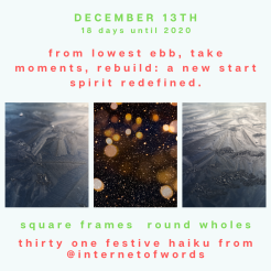 Square Frames Dec 13th