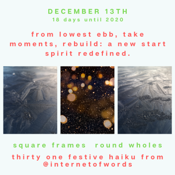 Square Frames Dec 13th