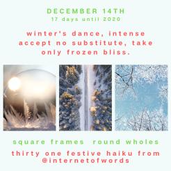 Square Frames Dec 14th