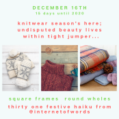 Square Frames Dec 16th