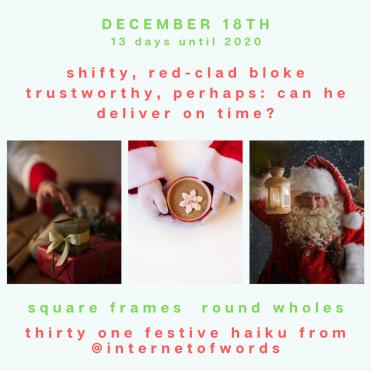 Square Frames Dec 18th
