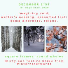 Square Frames Dec 21st