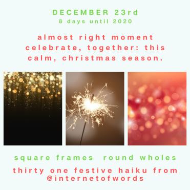 Square Frames Dec 23rd