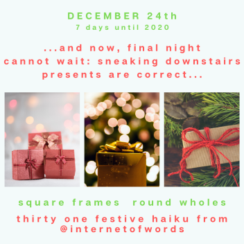 Square Frames Dec 24th