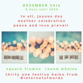 Square Frames Dec 25th