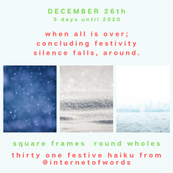 Square Frames Dec 26th