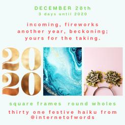 Square Frames Dec 28th