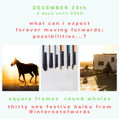 Square Frames Dec 29th