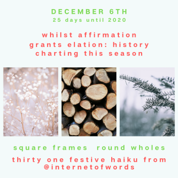 Square Frames Dec 6th