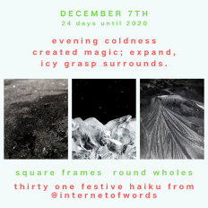Square Frames Dec 7th