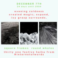 Square Frames Dec 7th