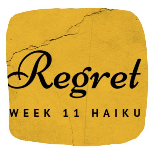 2019 Week 11 Haiku