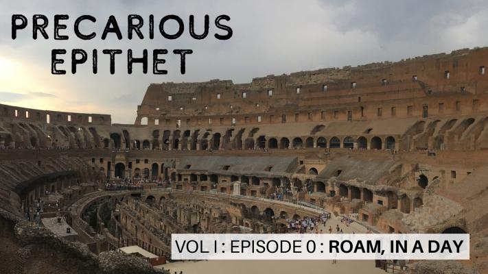PE Vol 1 Episode 0_ Roam, in a Day